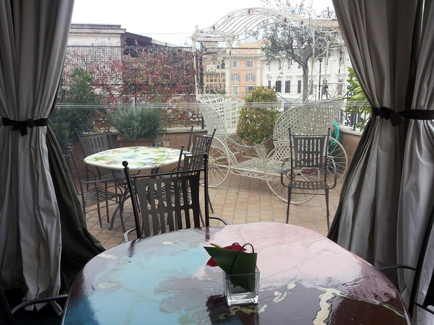 Puntogioiaeventi | La Terrazza su Roma